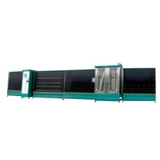 Моечная линия с вертикальным роликовым прессом и мануальным сборочным стендом  RPL