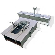 Гибочный станок для ПВХ с использованием горячего воздуха HABM 6000