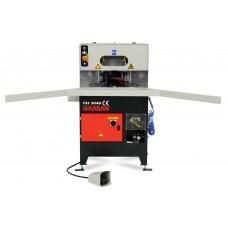 Автоматический станок для зачистки углов и фрезеровки торцов имопста с изменяемым углом CH 3040