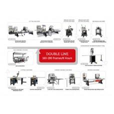Double Line 160 - 180 Frames