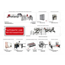 Automatic Line 400 - 550 Frames