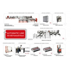 Automatic Line 550 - 600 Frames