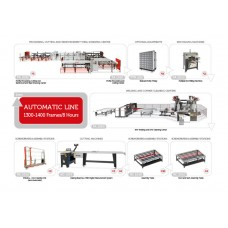 Automatic Line 1300 - 1400 Frames