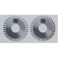 Фрезерные диски для штапикорезов, HM