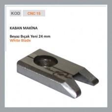 CNC-15 KABAN MAKİNE (Для белых профилей новый 24мм)