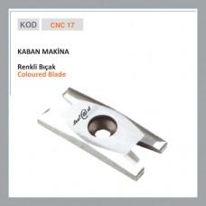 CNC-17 KABAN MAKİNE (Для цветных профилей)