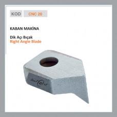 CNC-20 KABAN MAKİNE (Для белых профилей правый угол)