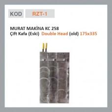 RZT-1 MURAT MAKİNE KC 258 Двойная головка (старая)