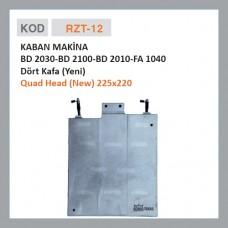 RZT-12 KABAN MAKİNE BD 2030 - BD 2100 - BD 2010 - FA 1040 Четыре головки (новая)