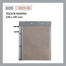 RZT-18 ÖZÇELİK MAKİNE 238x185 мм
