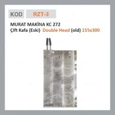 RZT-3 MURAT MACHINE KC 272 Двойная головка (старая)