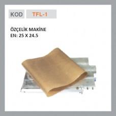 TFL-1 ÖZÇELİK MACHINE 25 x 24,5