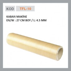 TFL-10 KABAN MAKİNA 27 x 450