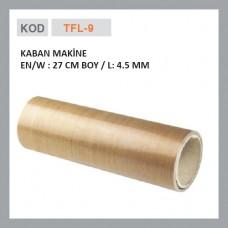 TFL-9 MURAT MAKİNA 20 x 450