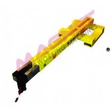 Телескопическая стрела для погрузчика